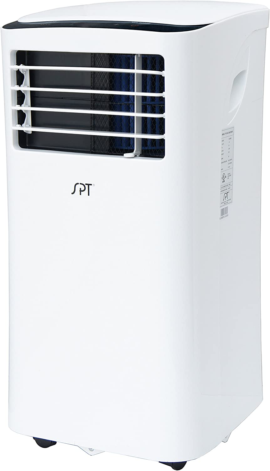 SPT WA-1288E 12,000 BTU Portable Air Conditioner - Cooling Only (SACC: 6,300BTU)