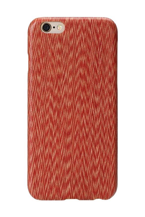 11 opinioni per iPhone 6 / iPhone 6s Case, PITAKA [Aramidcore Wood Series] Cover protettiva in