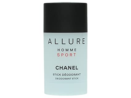 8b490956447 Image Unavailable. Image not available for. Colour  Chanel Allure Homme  Sport Deodorant Stick 75 ml