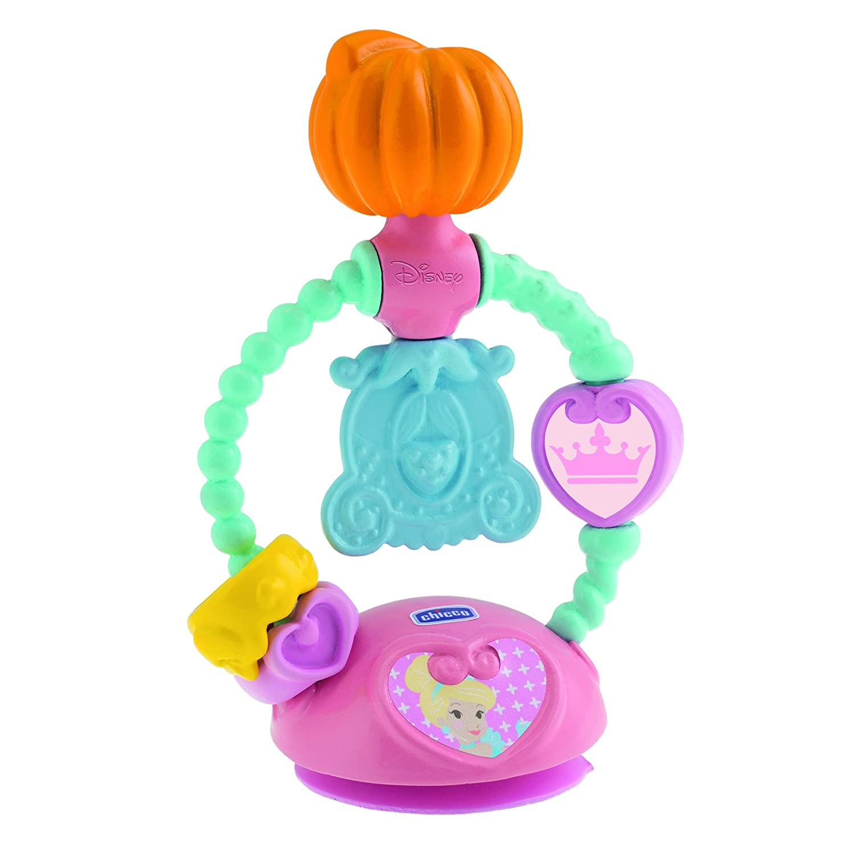 Chicco Disney Princess Cinderella Dream Highchair Suction Toy