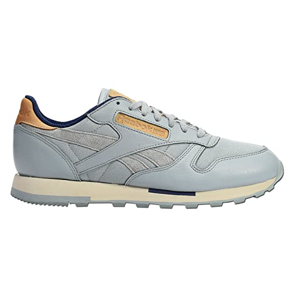 Reebok Classic Leather Utility Trainers Grey