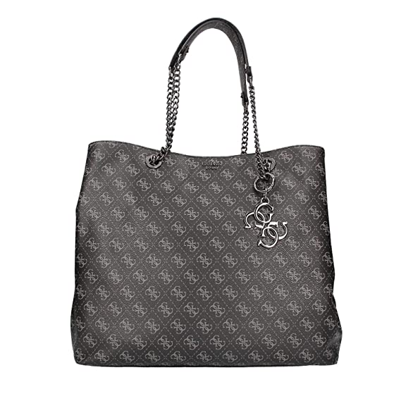 Guess HWSM71 03230 Bag big Accessories Anthracite
