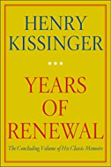 Years of Renewal Kindle Edition