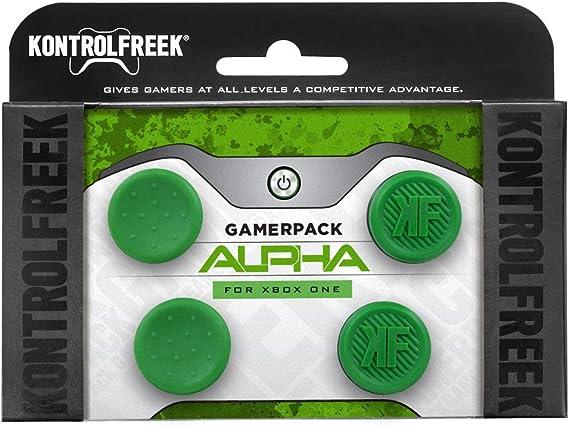 KontrolFreek GamerPack Alpha para Xbox One: Amazon.es: Videojuegos