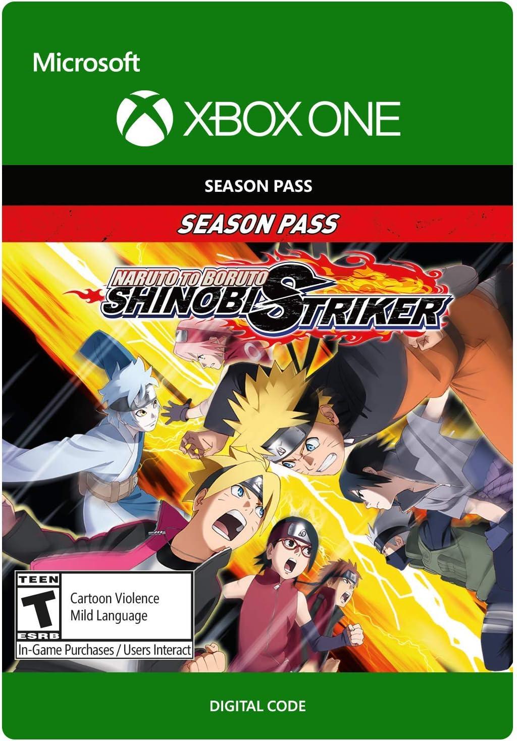 Amazon com: Naruto to Boruto: Shinobi Striker Season Pass