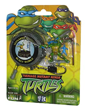 Mirage Teenage Mutant Ninja Turtles TMNT Miniatures(2.5 ...
