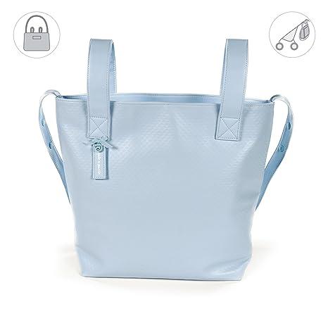 Pasito a pasito 73670 - Bolsa panera, diseño azul new cotton