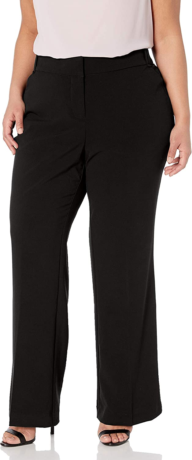 Briggs New York Women's Plus Size Perfect Fit Pant