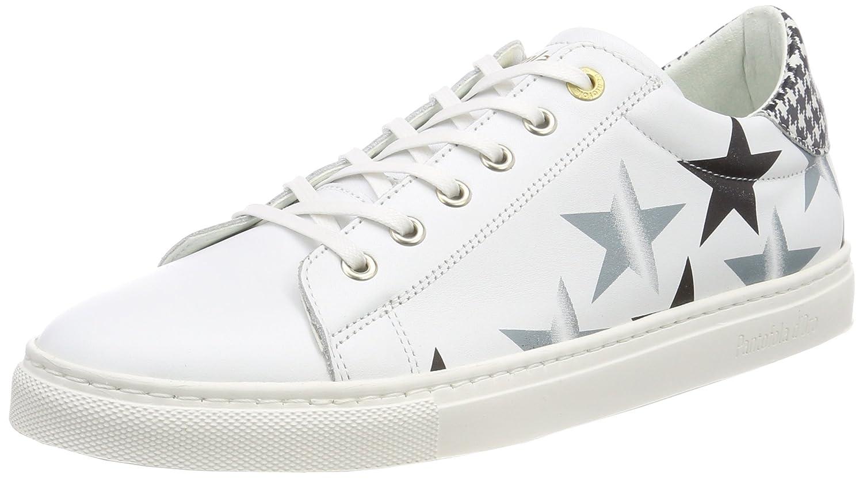 Pantofola D'oro Liv Donne Low, Zapatillas para Mujer 42 EU|Blanco (Bright White)