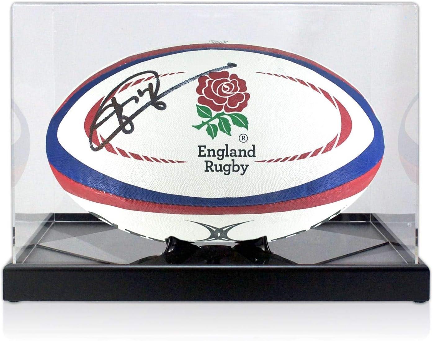 Exclusive Memorabilia Jonny Wilkinson - Bola de Rugby firmada por ...
