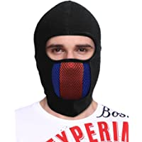 Big Tree® Pro Bike Riding & Cycling Anti Pollution Dust Sun Protecion Full Face Cover Mask