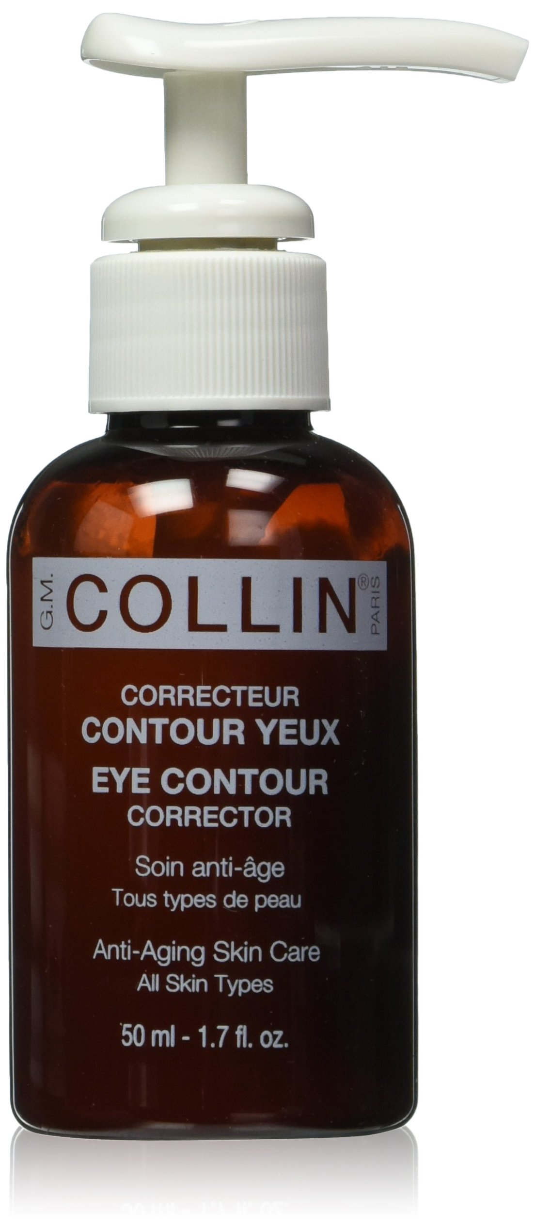 G.M. Collin Eye Contour Corrector Gel-Cream, 1.7 Ounce