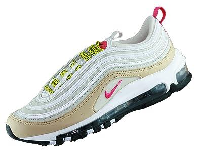 Nike Textil Sneaker AIR MAX 97, weiß Synthetik weiß