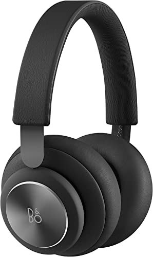 Bang Olufsen Beoplay H4 2nd Generation Over-Ear Headphones, Matte Black
