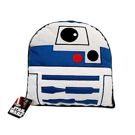 Star Wars Cojín Decorativo R2D2: Amazon.es: Hogar