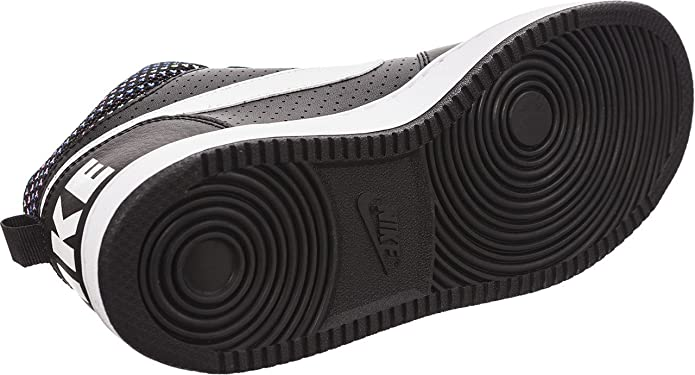 Nike Court Borough Mid SE (GS), Zapatillas de Baloncesto para ...