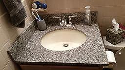 Moen 6610 Brantford Two Handle Low Arc Centerset Bathroom