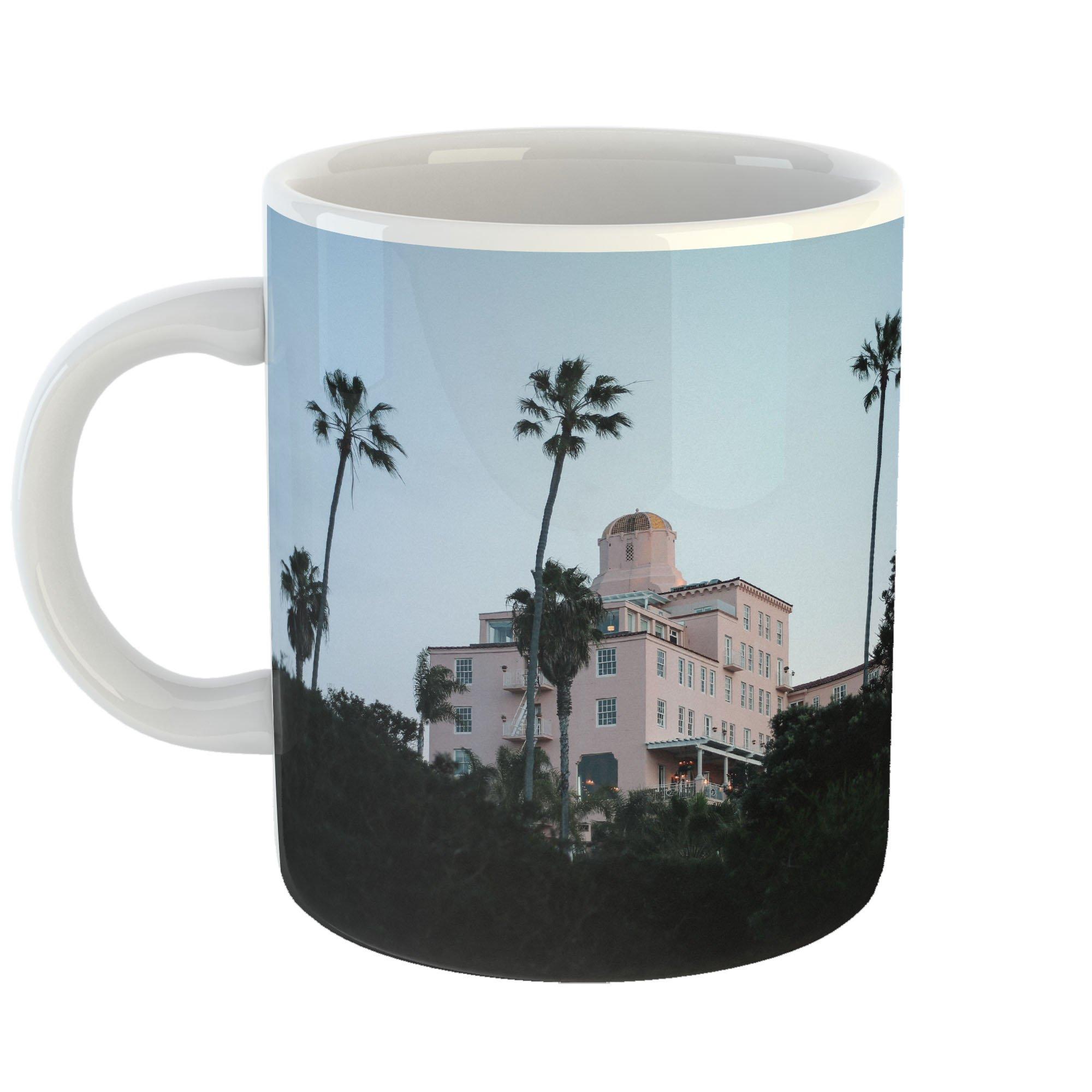 Westlake Art - Tree Hotel - 11oz Coffee Cup Mug - Modern Picture Photography Artwork Home Office Birthday Gift - 11 Ounce (EF59-9B2F4)