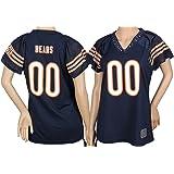 NFL Damen Shirt Chicago Bears Go for Two IV Ladies Women/'s Girls Football