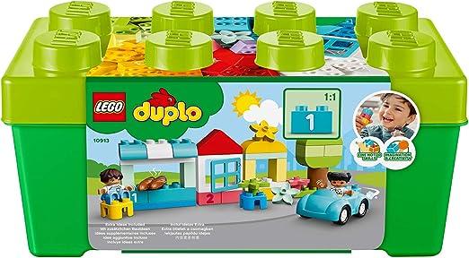LEGO DUPLO Classic - Caja de Ladrillos, Juguete de Construcción ...