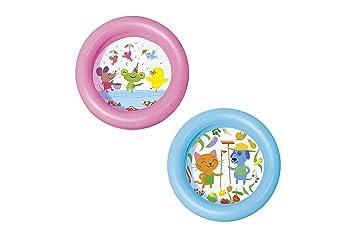Piscina Hinchable Infantil Bestway Kiddie 2-Anillos, colores ...