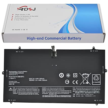 Amazon.com: L13M4P71 L14S4P71 Laptop Battery Compatible ...