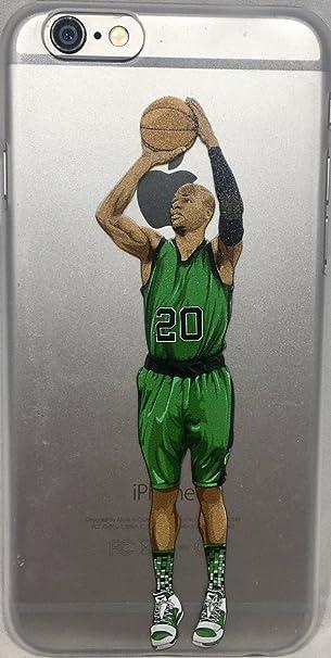ECHC - Carcasa para iPhone 6 y 6S, diseño de Baloncesto: Amazon.es ...
