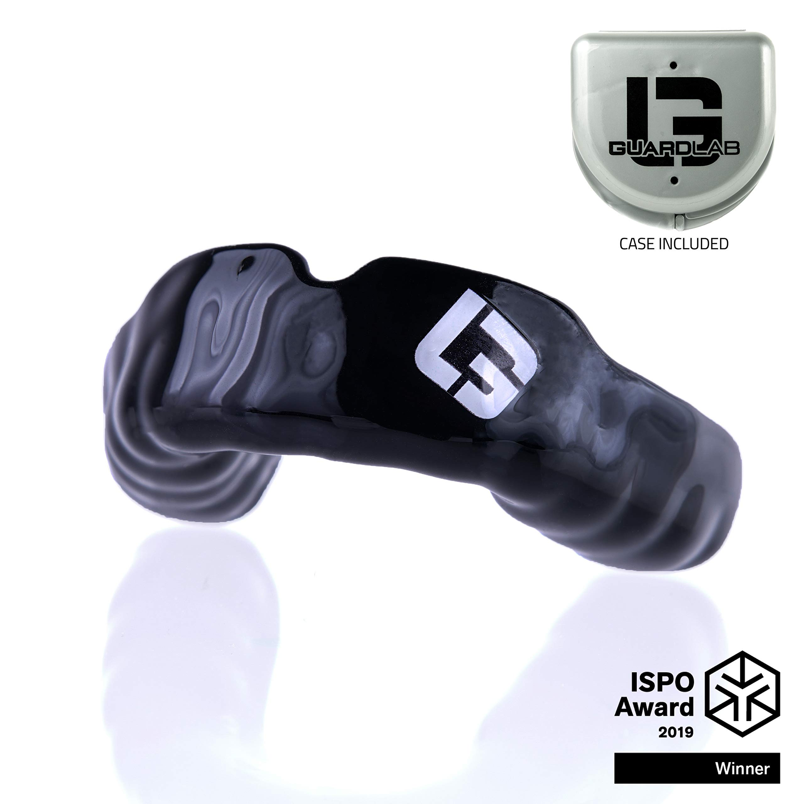 GuardLab APEX Semi-Custom Mouthguard 3D Pre-Indentations | Athletic Safety | High-Tech & Customizable