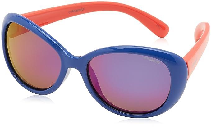 Polaroid PLD 8004/S OZ T4R Gafas de sol, Azul (Bluette ...