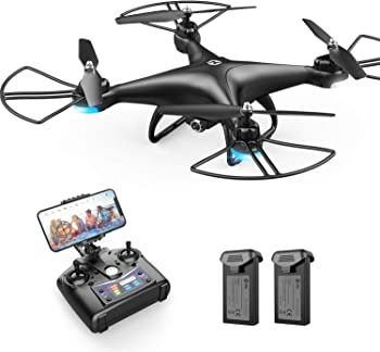 Holy Stone FPV RC Quadcopter Drone with 1080p Camera Live Video