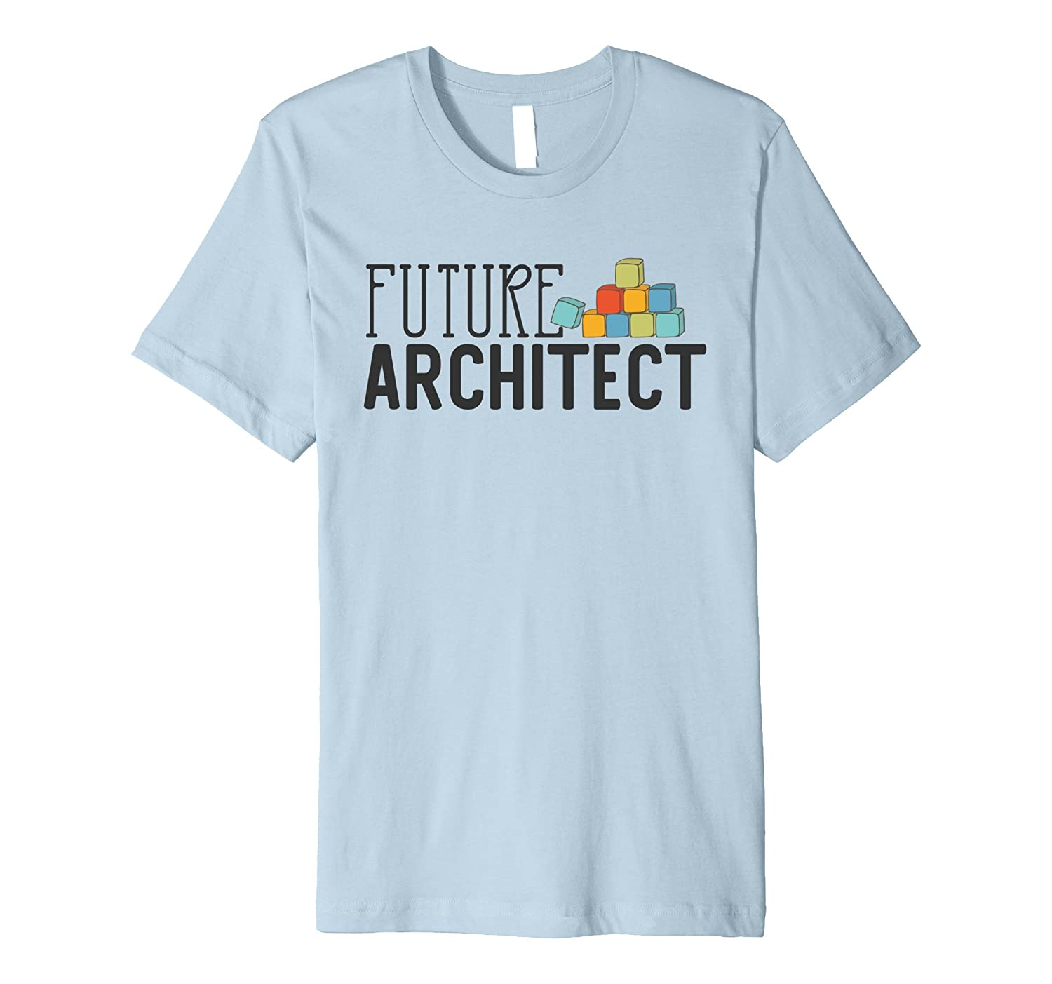 Future Architect - Kids Dream Job T Shirts for Kids-TJ