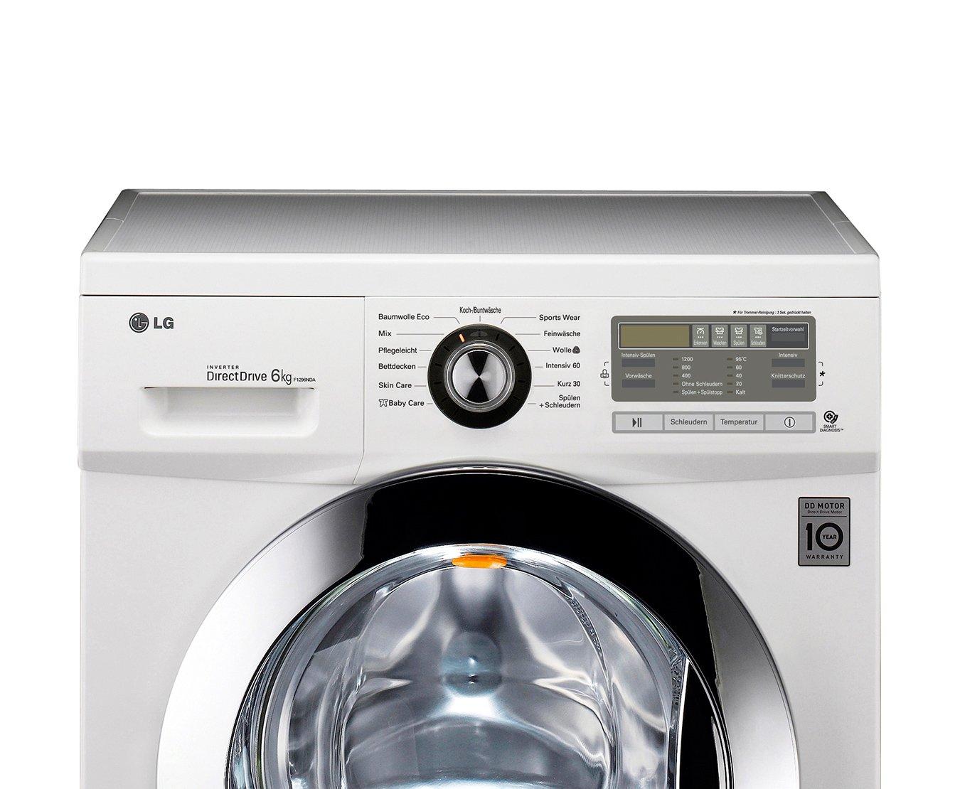 Lg f nda frontlader waschmaschine a kg upm