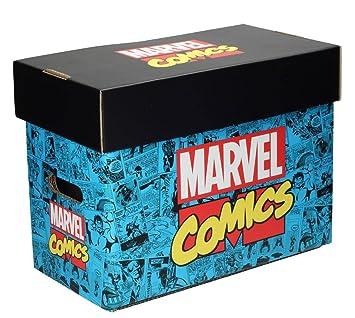 SD Toys SDTMAR20692 - Caja con diseño Comics Marvel: Amazon.es: Oficina y papelería