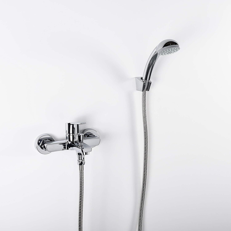 CLEVER 60194/Robinet de bain//douche monocommande mural