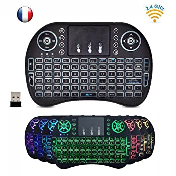Wireless Souris 4ghz Mini KeyboardazertySans Fil Air Basker I8 2 dxshQrCBto