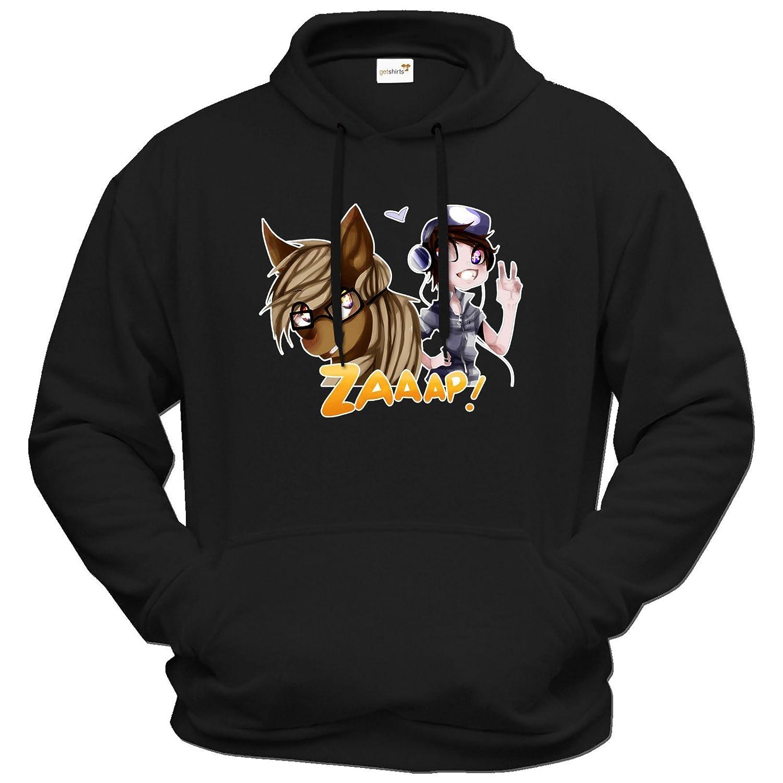 getshirts zaaap! Store Hoodie Logo1: