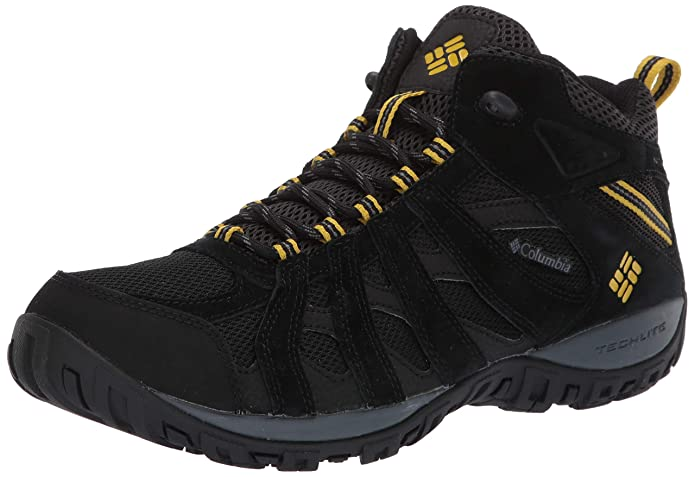 outdoor magazine best hiking boots Columbia Men's Redmond Mid Waterproof Boot