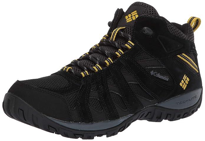 outdoor magazine best hiking boots Columbia Men's Redmond Mid Waterproof Boot