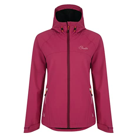 2f4ed18444 Dare 2b Women s Repute Waterproof Shell Jackets  Amazon.co.uk ...