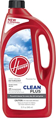 HOOVER CleanPlus Carpet Cleaner & Deodorizer 32 oz, AH30335NF