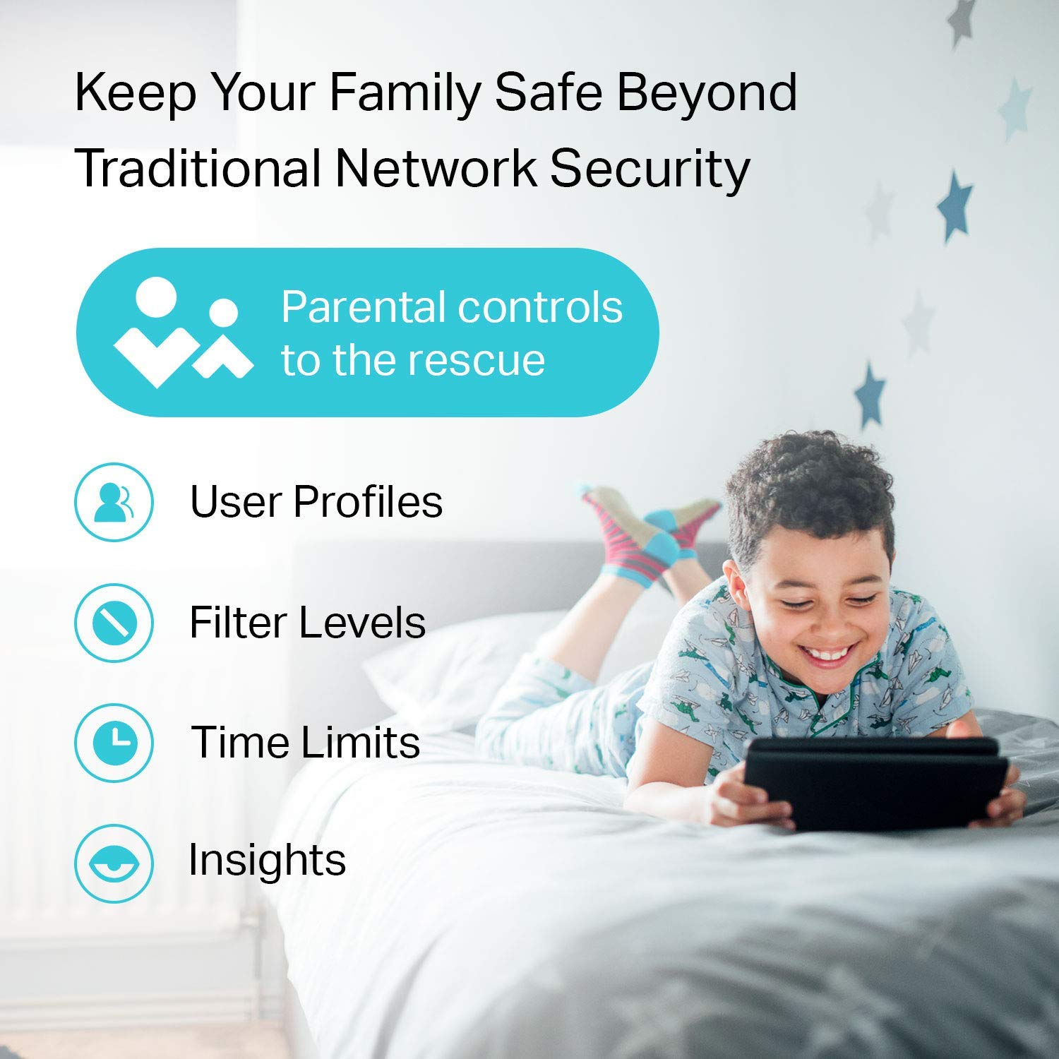 TPLink AC1750 Smart WiFi Router  Dual Band Gigabit Wireless Internet Router for Home Works with