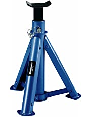 Einhell 2005225 BT-AS 3000 - Caballete para chasis, color azul