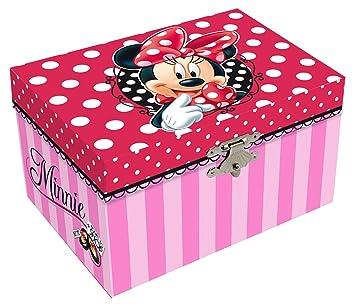 Kids Minnie Musical Jewellery Box wd91051 Amazoncouk Toys Games