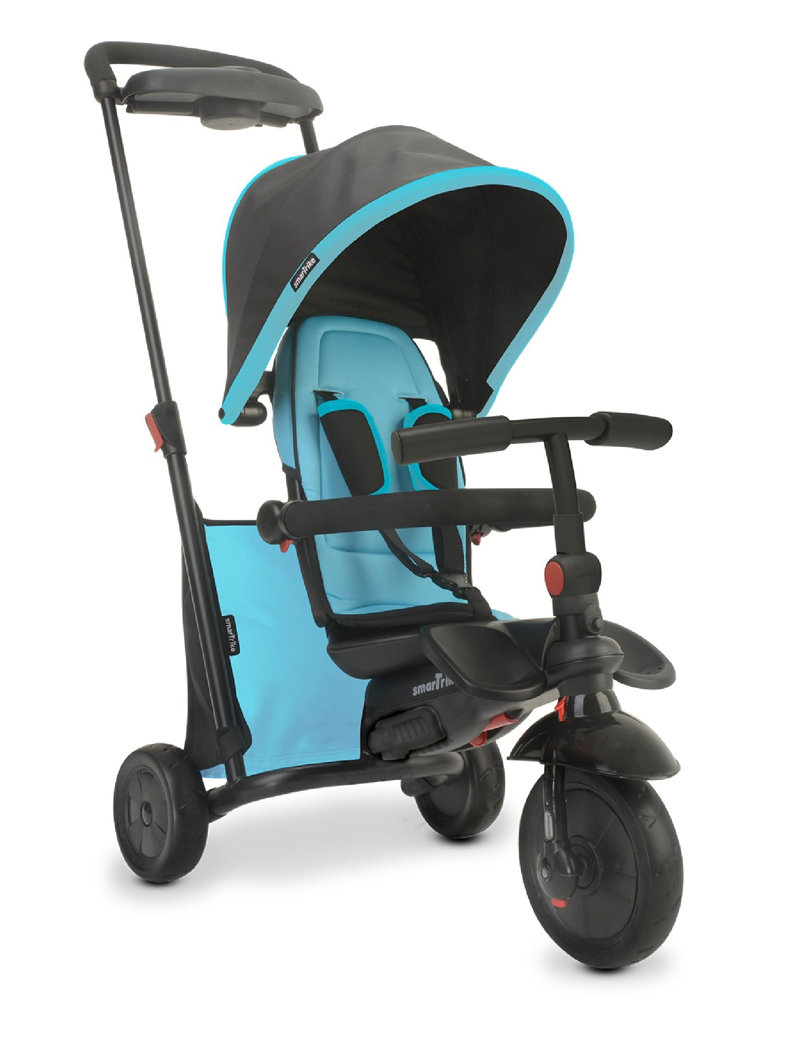 smarTrike Smartfold 500 Baby Tricycle, Blue by smarTrike
