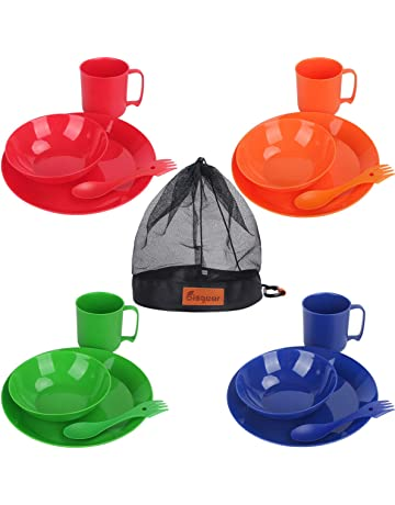 Camping Mess Kits | Amazon com