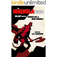 The Mignolaverse: Hellboy and the Comics Art of Mike Mignola book cover