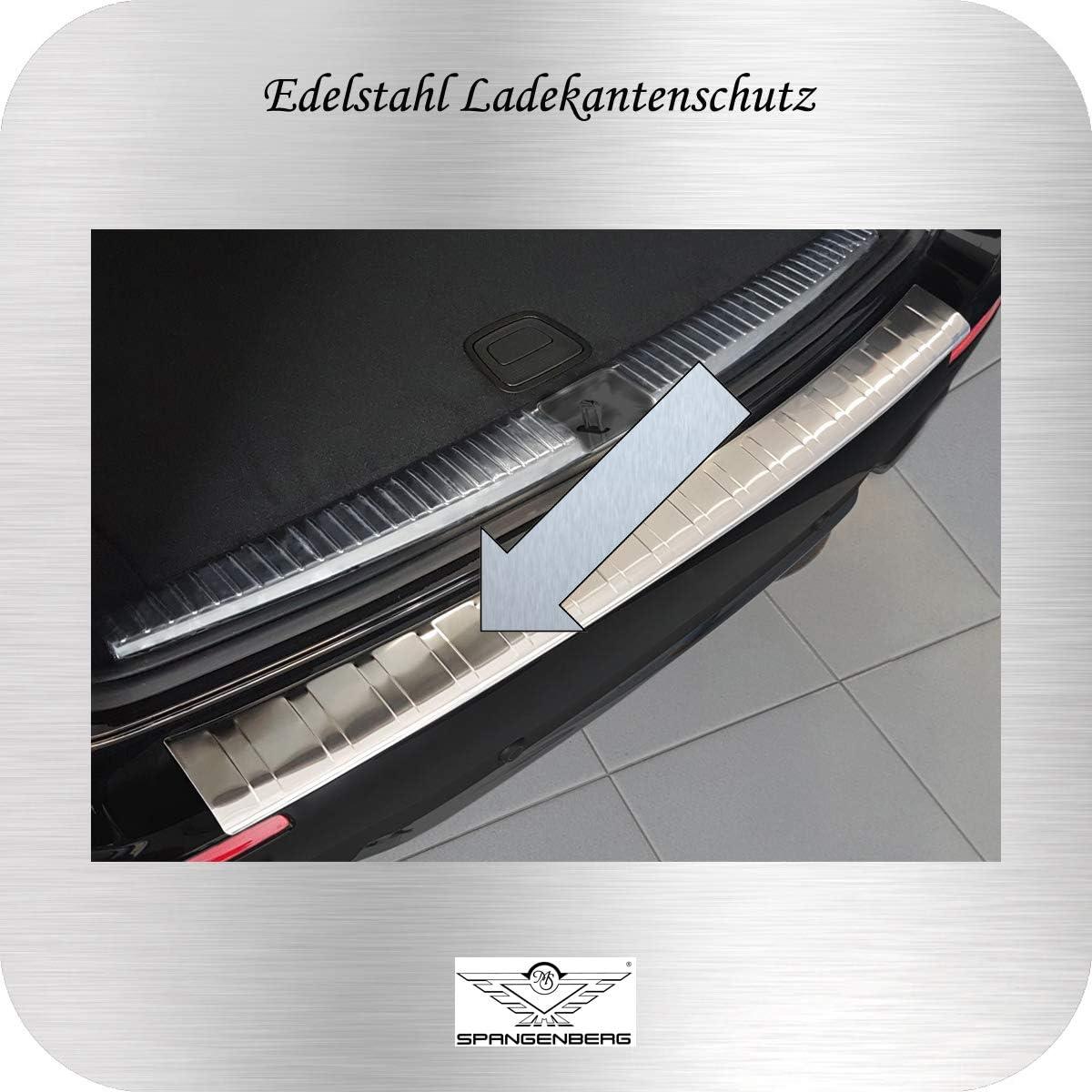 Spangenberg Edelstahl Ladekantenschutz Mercedes Benz E Klasse S213 T Modell Kombi Ab Baujahr 07 2016 T Model Art 3235812 Auto