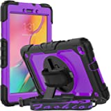 """Timecity Case Compatible with Samsung Galaxy Tab A 8.0"""" 2019 Release SM-T290/T295/T297 ONLY, with Built-in Screen…"""