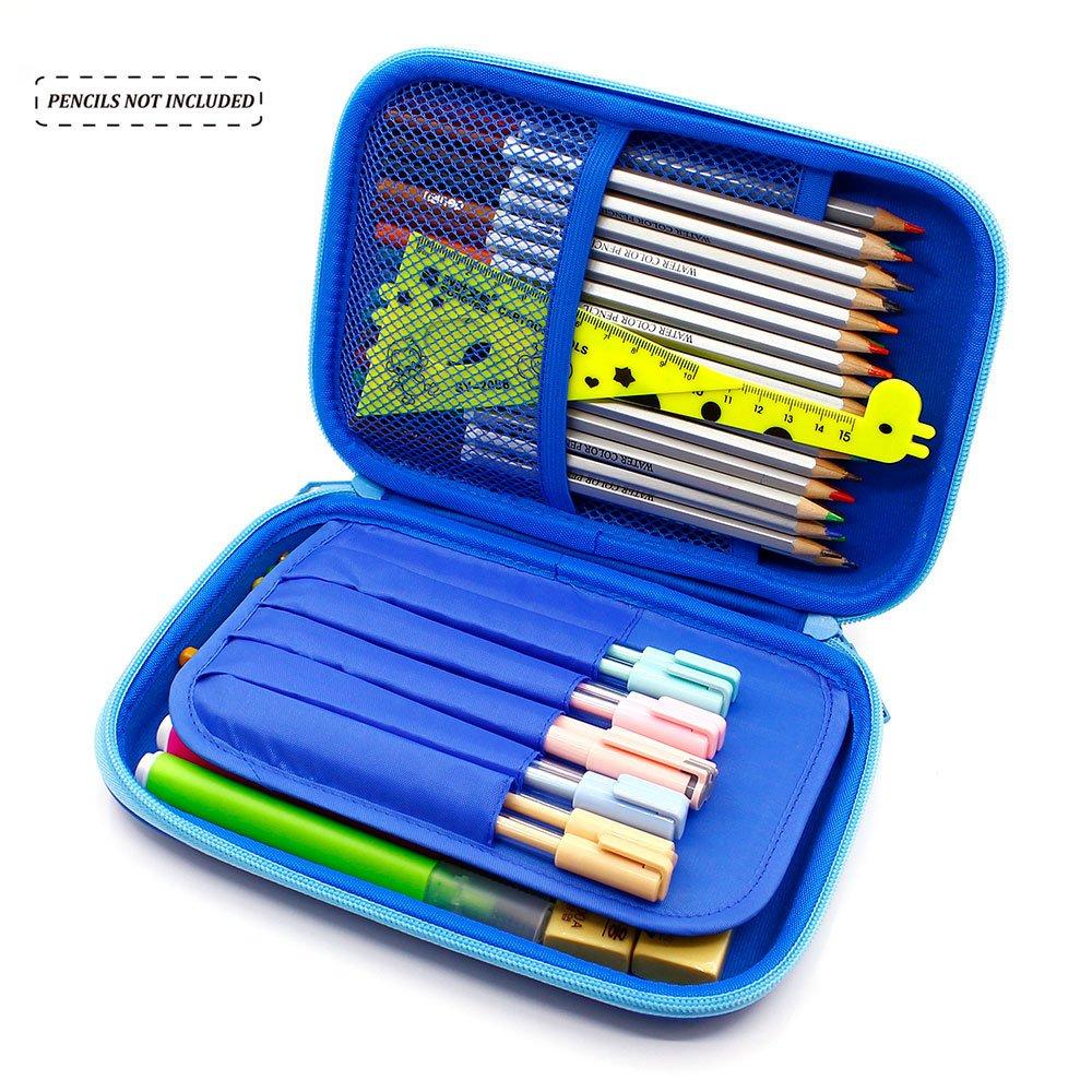 Amazon.com: Estuche para lápices con diseño de dinosaurio de ...