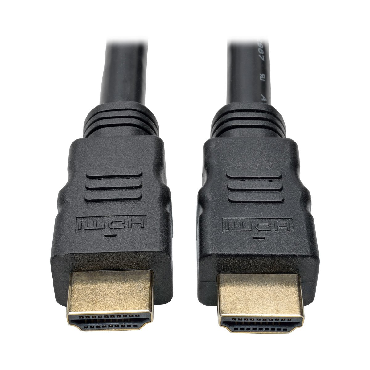 Tripp Lite High Speed HDMI Cable Active with Built-In Signal Booster 1080p @ 60Hz M/M Black 100ft 100' (P568-100-ACT)